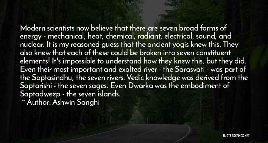 Ashwin Sanghi Quotes 1053376
