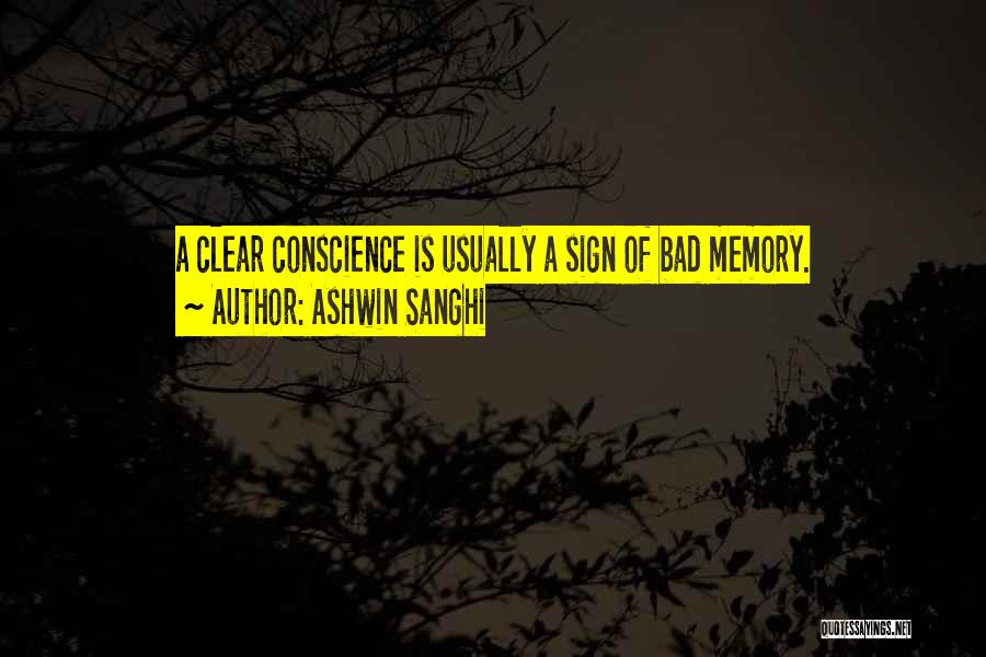 Ashwin Sanghi Quotes 1086477