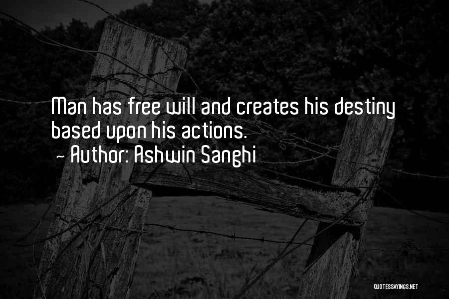 Ashwin Sanghi Quotes 1218058