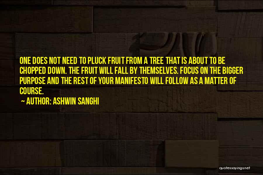 Ashwin Sanghi Quotes 1222635
