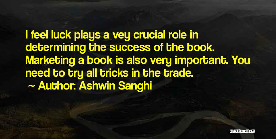 Ashwin Sanghi Quotes 1273783