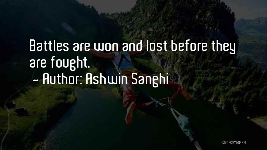 Ashwin Sanghi Quotes 1294566