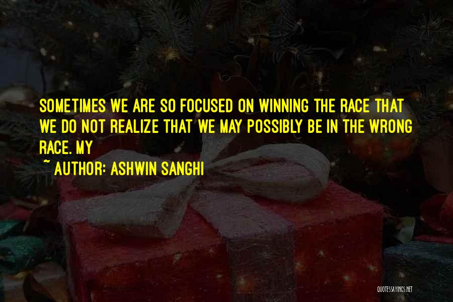 Ashwin Sanghi Quotes 1296807