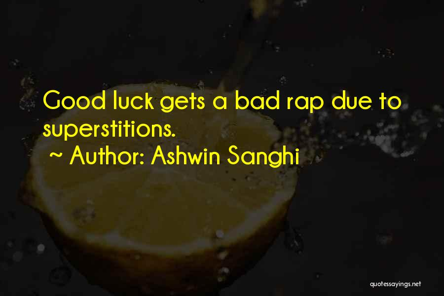 Ashwin Sanghi Quotes 1370369