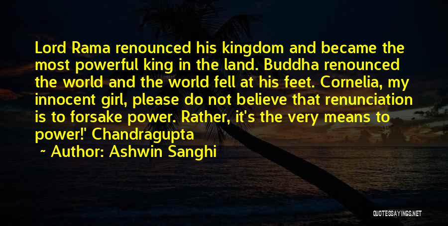 Ashwin Sanghi Quotes 1378533