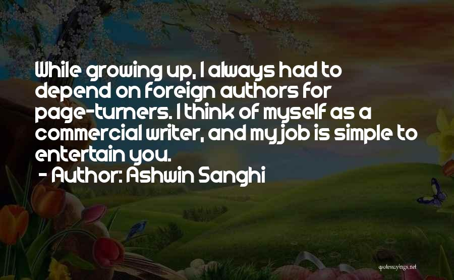 Ashwin Sanghi Quotes 1395512