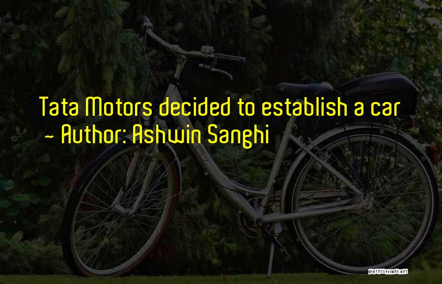 Ashwin Sanghi Quotes 1479517