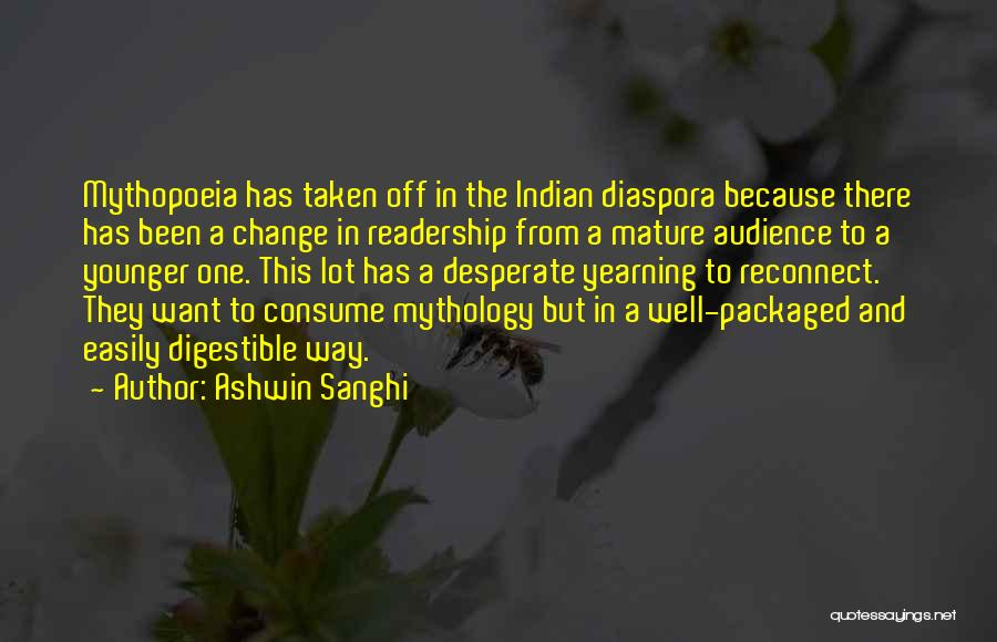 Ashwin Sanghi Quotes 1574393