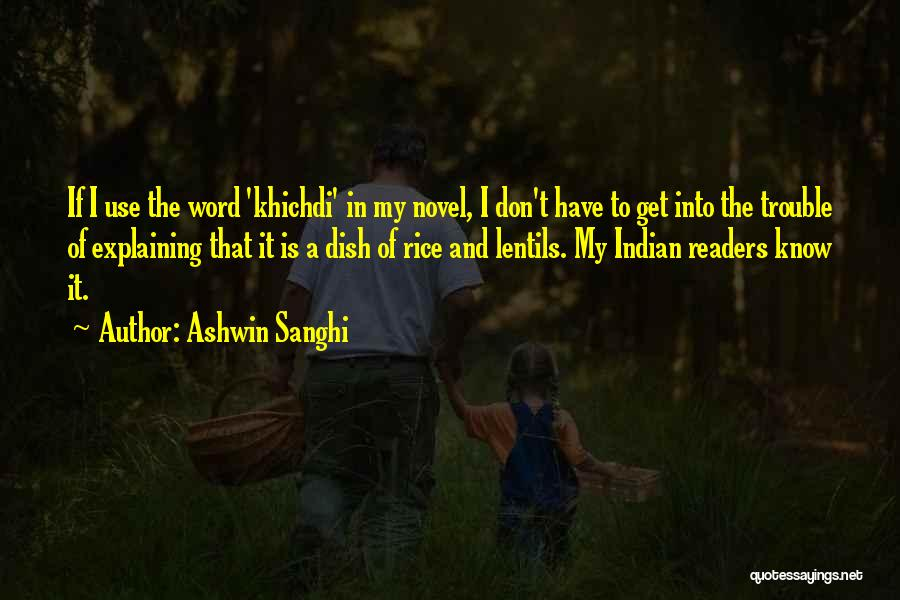 Ashwin Sanghi Quotes 1717723