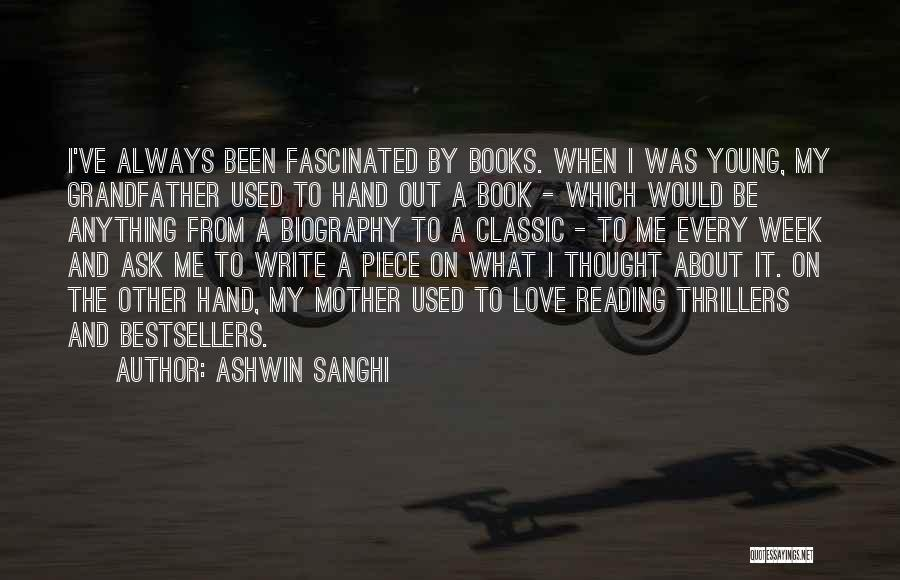 Ashwin Sanghi Quotes 1887654