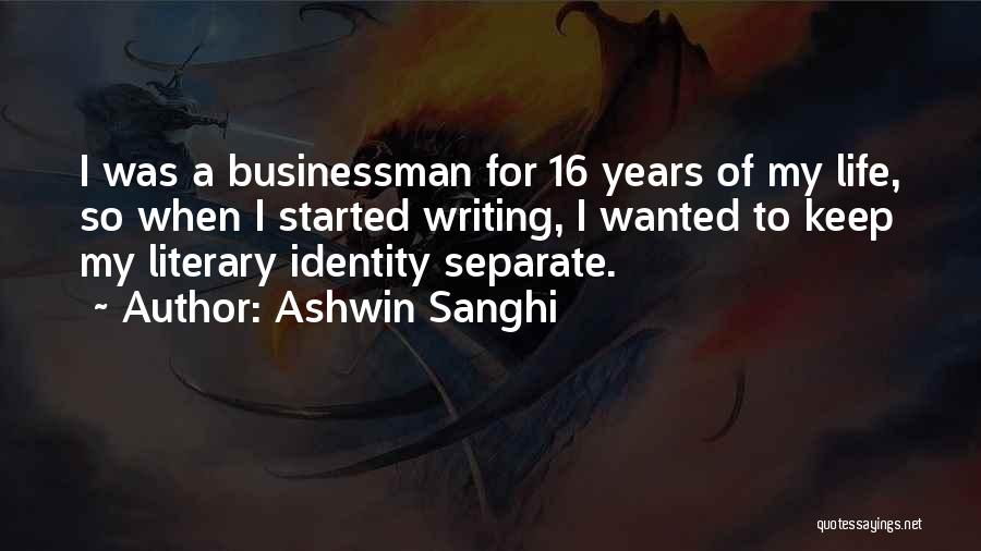 Ashwin Sanghi Quotes 1926770
