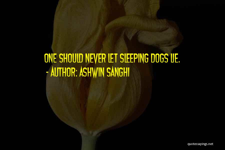 Ashwin Sanghi Quotes 1949507
