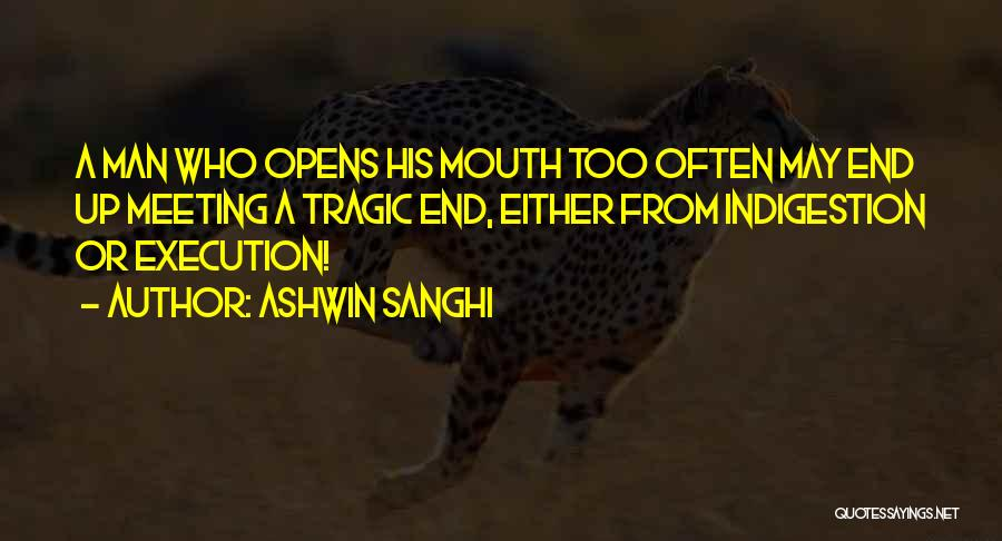 Ashwin Sanghi Quotes 1950175
