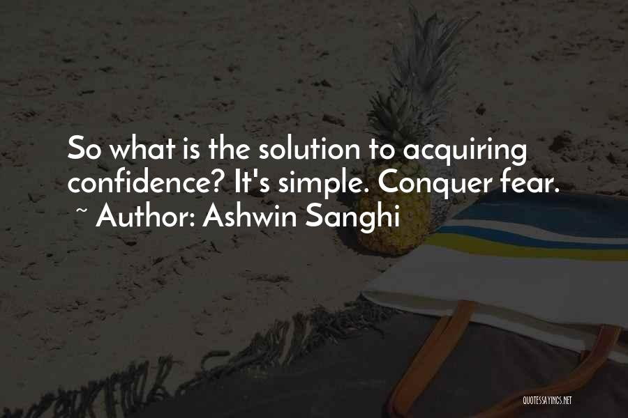 Ashwin Sanghi Quotes 1984548