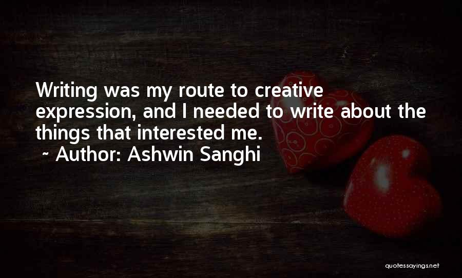 Ashwin Sanghi Quotes 1990744