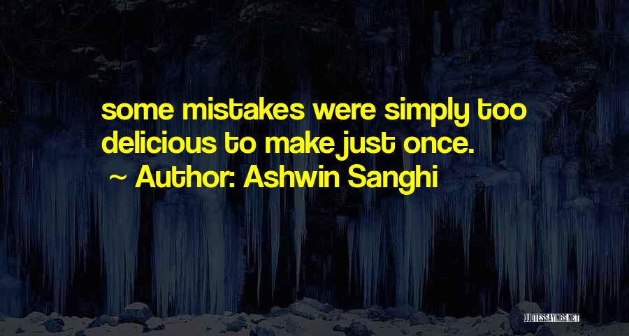 Ashwin Sanghi Quotes 2222009