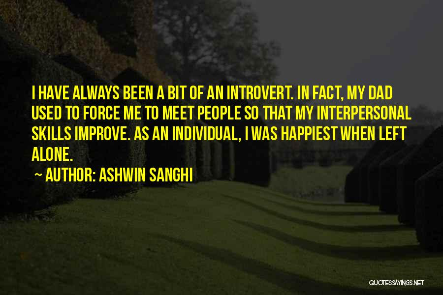 Ashwin Sanghi Quotes 268933