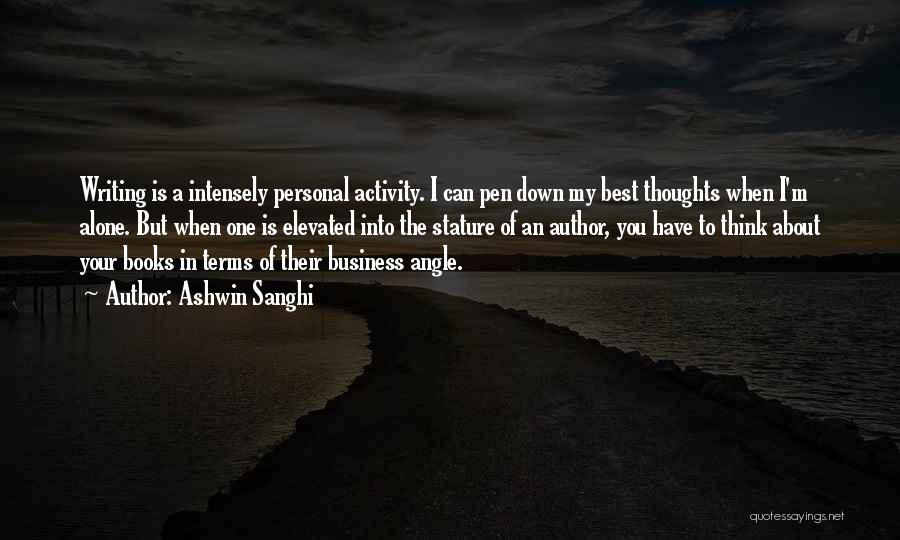 Ashwin Sanghi Quotes 272540