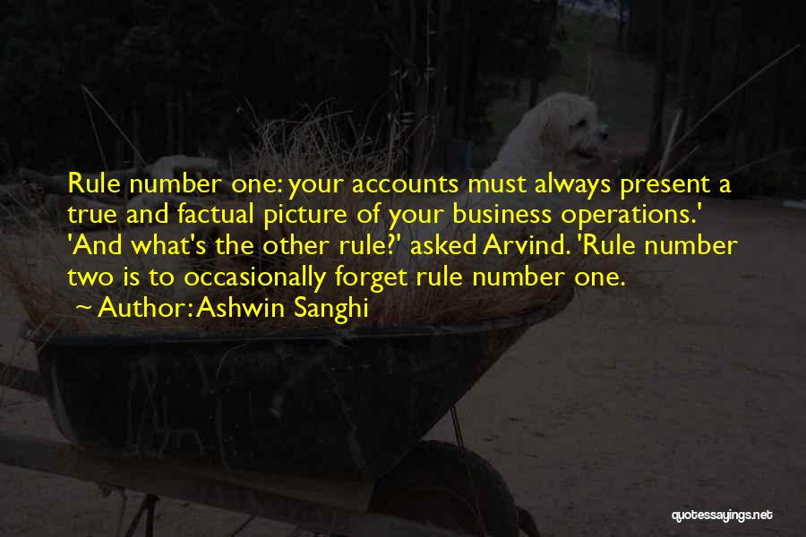 Ashwin Sanghi Quotes 277463