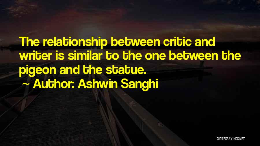 Ashwin Sanghi Quotes 284745
