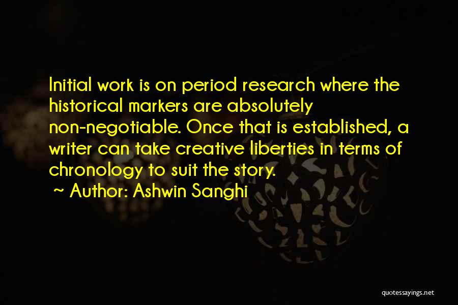 Ashwin Sanghi Quotes 317833