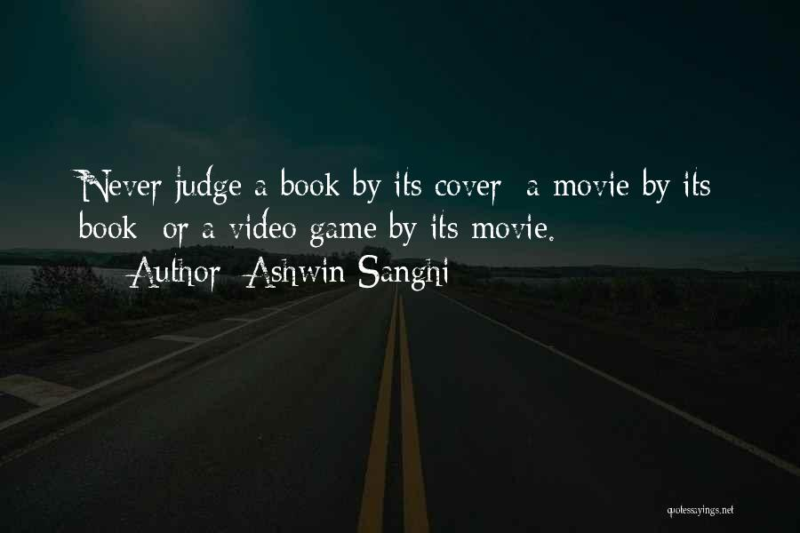 Ashwin Sanghi Quotes 332614