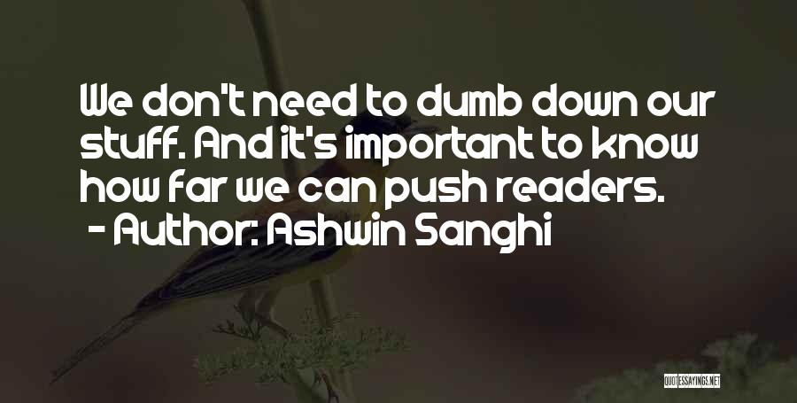 Ashwin Sanghi Quotes 417164