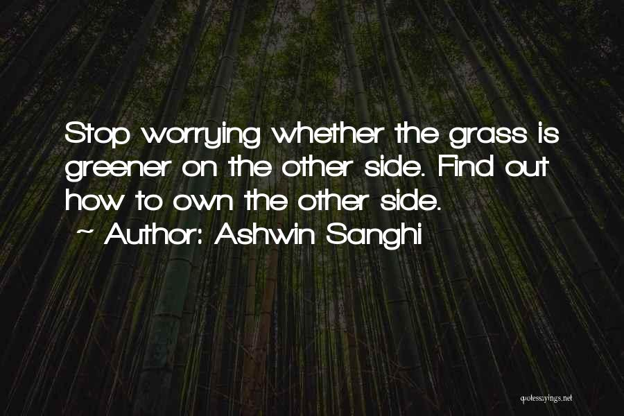 Ashwin Sanghi Quotes 426216