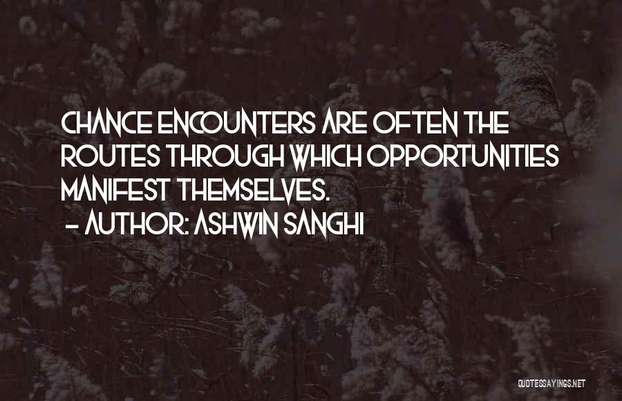 Ashwin Sanghi Quotes 431532