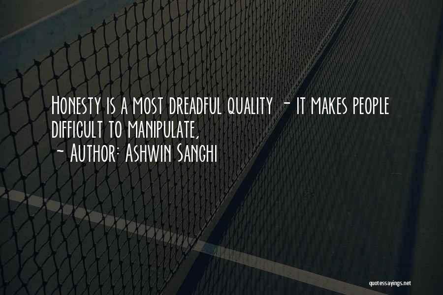 Ashwin Sanghi Quotes 656864