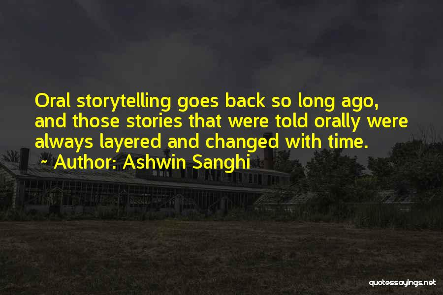 Ashwin Sanghi Quotes 808687