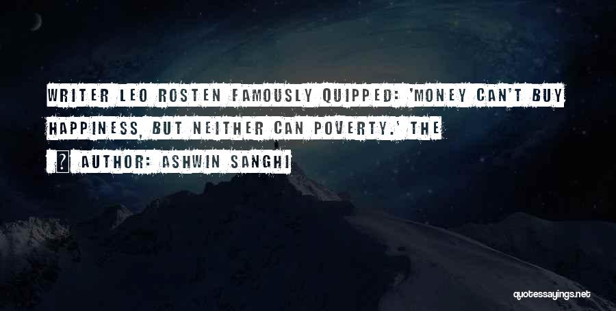 Ashwin Sanghi Quotes 853932