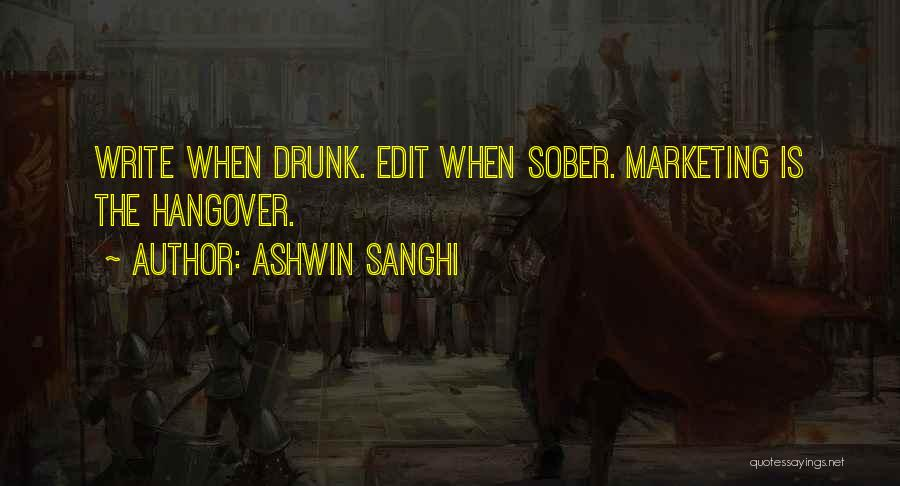 Ashwin Sanghi Quotes 982745