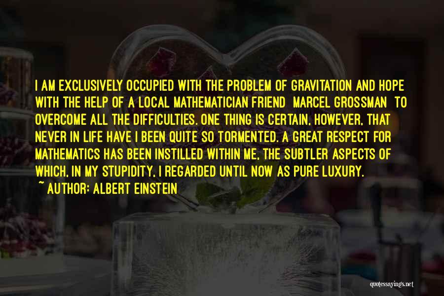 Aspects Quotes By Albert Einstein