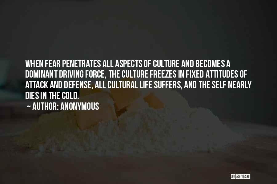 Aspects Quotes By Anonymous
