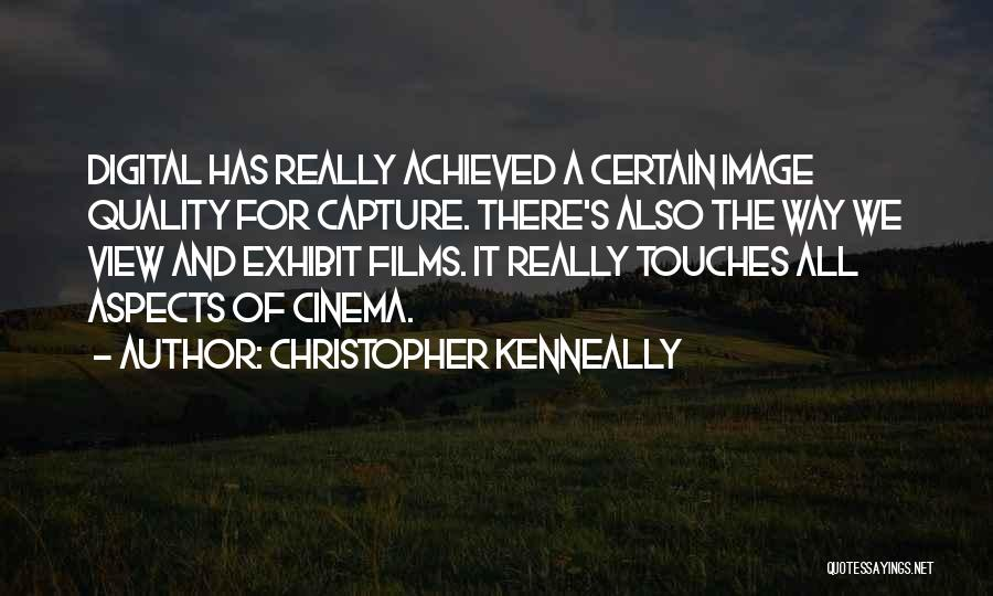 Aspects Quotes By Christopher Kenneally