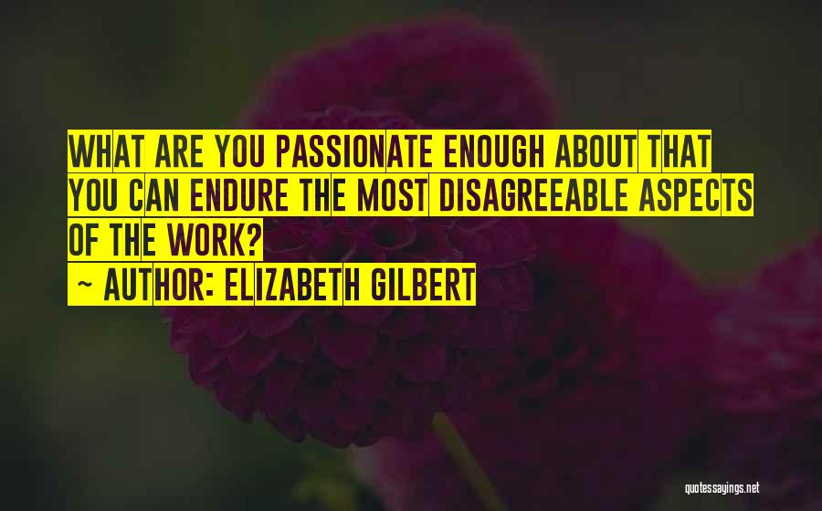 Aspects Quotes By Elizabeth Gilbert
