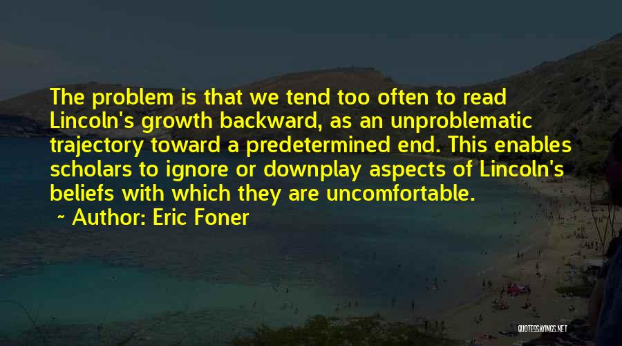 Aspects Quotes By Eric Foner