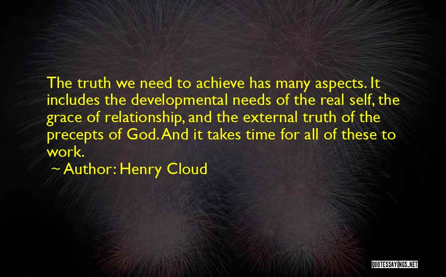 Aspects Quotes By Henry Cloud
