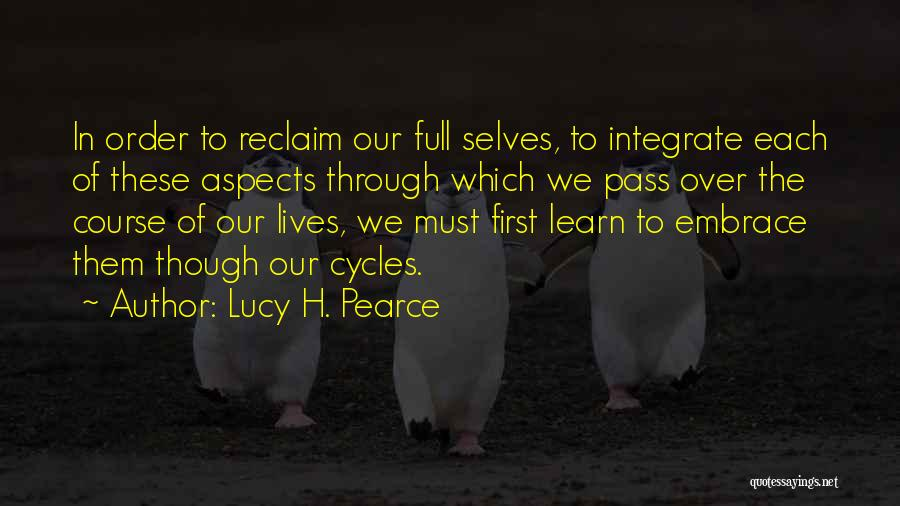 Aspects Quotes By Lucy H. Pearce