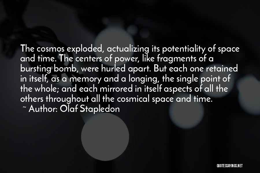 Aspects Quotes By Olaf Stapledon