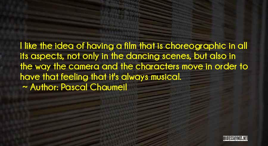 Aspects Quotes By Pascal Chaumeil