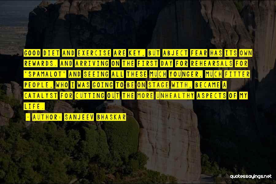 Aspects Quotes By Sanjeev Bhaskar