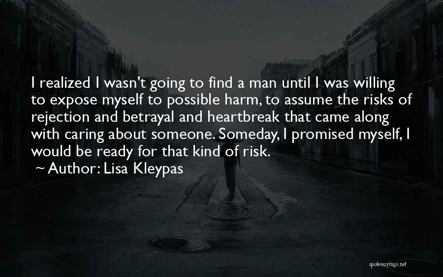 Assume Love Quotes By Lisa Kleypas
