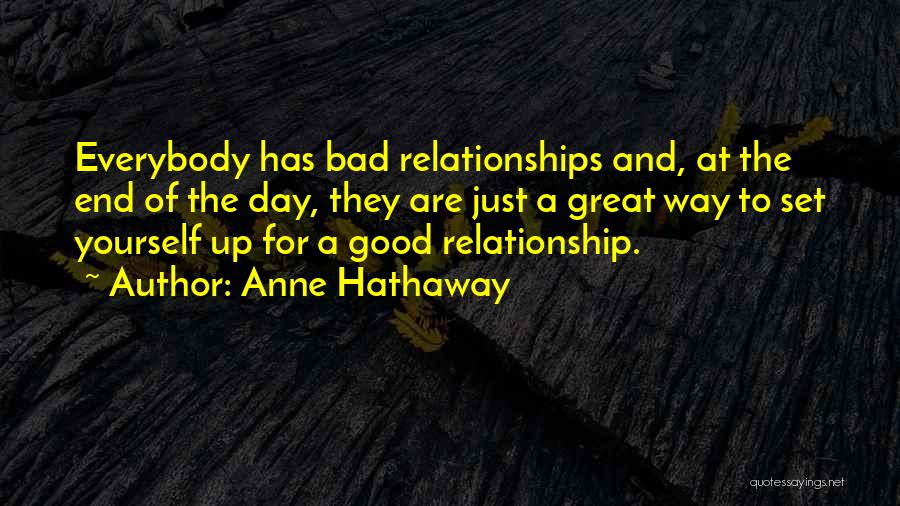 Top 30 At The End Of The Day Relationship Quotes Sayings