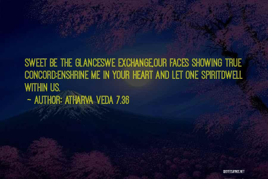 Atharva Veda 7.36 Quotes 408096