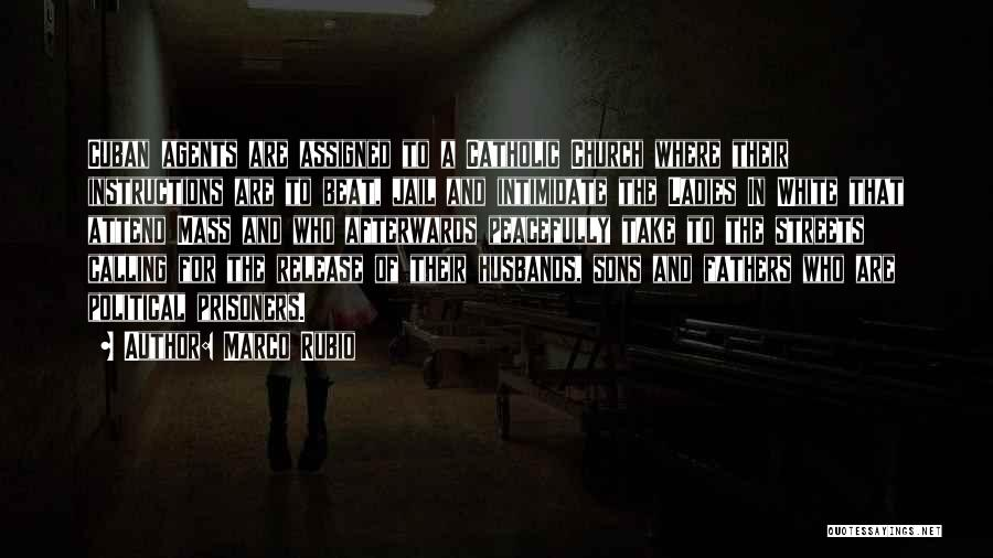 Attend Mass Quotes By Marco Rubio