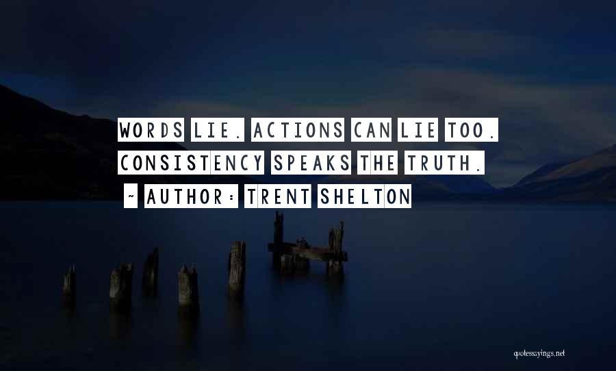 Attitude Speaks Quotes By Trent Shelton