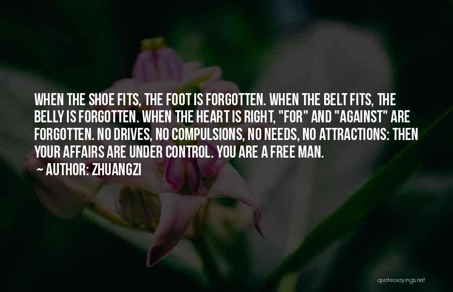 Attractions Quotes By Zhuangzi