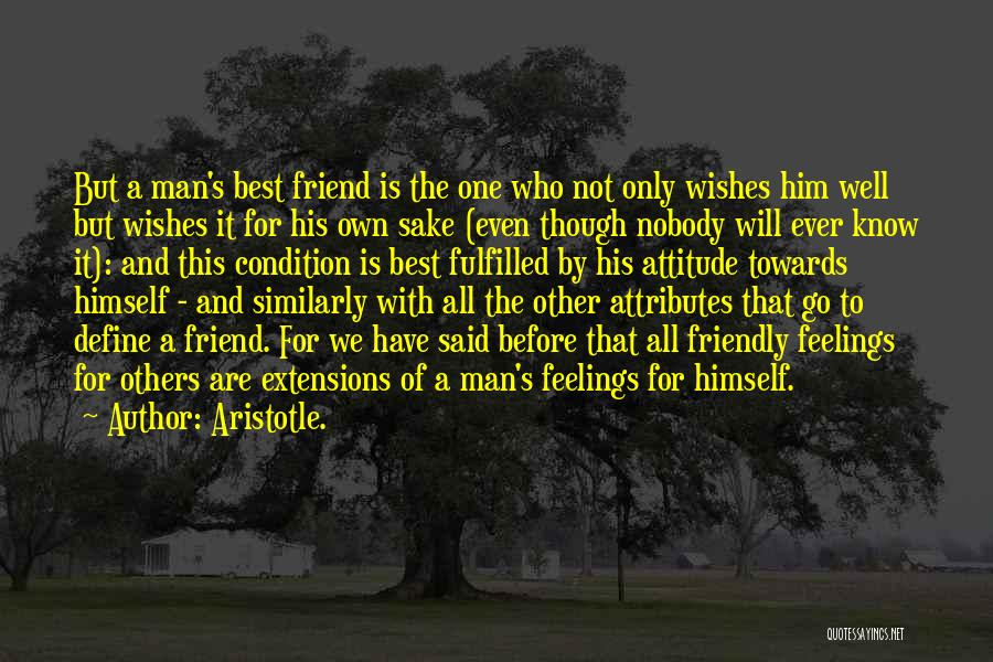 Attributes Quotes By Aristotle.